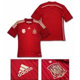 Remera adidas Seleccion España 2014 Original Importada Nueva
