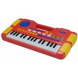 Teclado Piano Infantil Eletrônico Com 32 Teclas Musicais