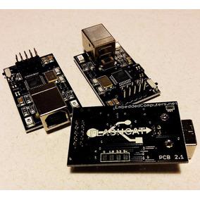 Programador Black Cat Usb - Blackcat Usb - Flashcat Usb N4