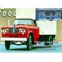 Emblema Parrilla Dodge Fargo D600 Años 1962 A 1966 Usado