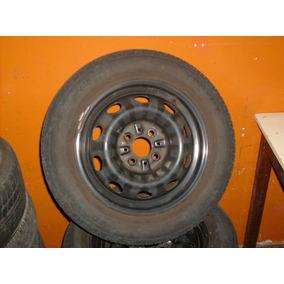 Estepe P/ Pick Up Strada Com Pneus 185/60r14 Apenas 1 Unid