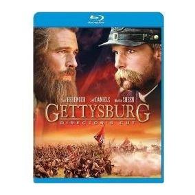 Blu-ray Gettysburg - Anjos Assassinos - Dublado
