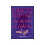 Livro Incidente Em Antares De Erico Verissimo - Novo
