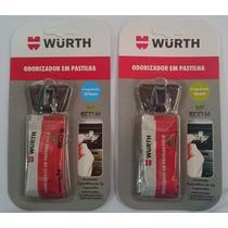 Wurth- Odorizante Pastinha Cheirinho De Carro Novo Prático