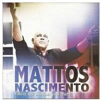 Cd Mattos Nascimento Abra As Portas Pra Mim - Bônus Playback