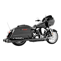 Escapes Freedom Outlaw Negros Con Cola Negra Harley Touring