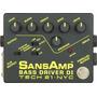Pedal De Bajo Electrico Sansamp Bsdr Bass Drive - Envios-