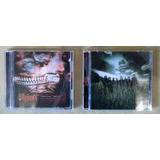 Lote 2 Cd Slipknot Vol 3 Subliminal Verses All Hope Is Gone
