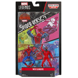 Marvel Legends Comic Pack Homem Aranha Aranha Escarlate