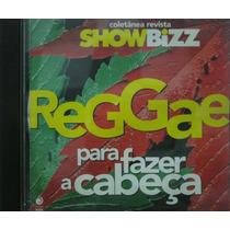 Reggae Para Fazer A Cabeça Cd Coletãnea Revista Showbizz