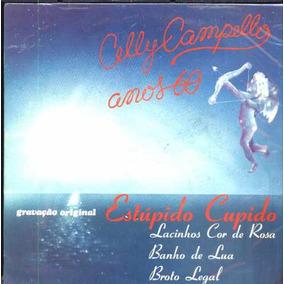 Celly Campello Compacto De Vinil 7 Anos 60 1975