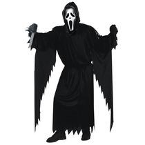 Disfraz De Ghost Face, Scream Para Adultos, Envio Gratis