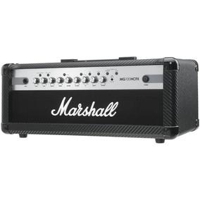 Cabeçote Marshall Mg 100 Mg100hcfx Carbon Fiber