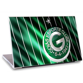 Skin Adesivo Notebook Goiás Futebol Logo Time Skdi4502