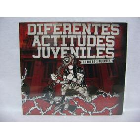 Diferentes Actitudes Juveniles Discografia 2cd Nuevo Daj