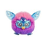 Furby Furblings Criatura Felpa, Color De Rosa/púrpura