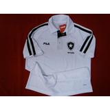 Camisa Polo Botafogo Natação Nova Oficial Fila 2011 2012