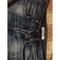 Pantalon Jeans Pull And Bear Talla 29-30
