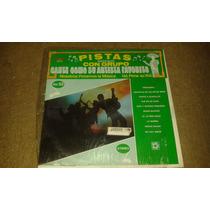 Disco De Acetato De Pistas Musicales Con Grupo, Cante Como S