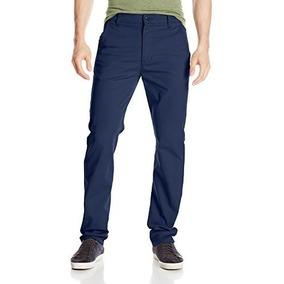 Pantalon Gabardina Slim Fit Chupin American Blue (56192)