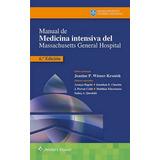 Manual De Medicina Intensiva Del Massachusetts General Hosp