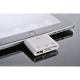 Adaptador Usb /sd Para Tablet , Ipad E Iphone - 39,99
