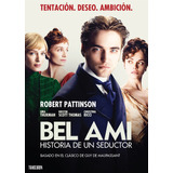 Dvd Bel Ami Con Robert Pattinson Nueva Original