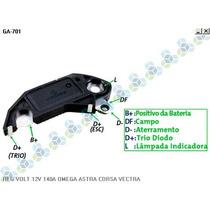 Regulador De Voltagem Gm Astra 14v - Gauss