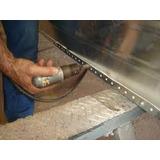 Martelete De Rebitar Barcos+300 Rebites+broca+veda Aluminio