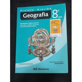 Projeto Araribá Geografia - 8ª Série