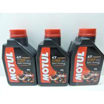 Oleo Motul 7100 20w50 Sintético 3 Litros + Filtro + Transoil