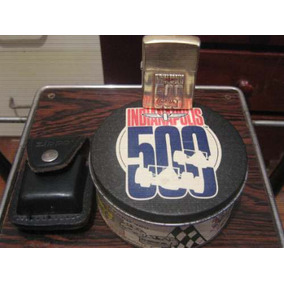 Isqueiro Zippo Usa 500 Milhas De Indianápolis Lata