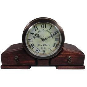Relógio Antigo Da Vovó - Artesanal