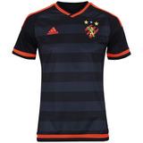Camisa Sport Recife Oficial Jogo 2 Aa5577 Aqui É Original +