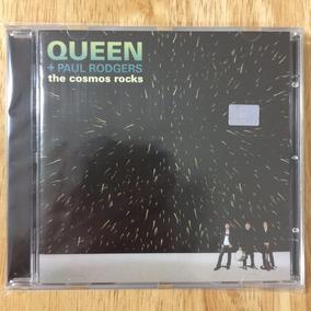 Cd Queen + Paul Rodgers The Cosmos Rocks (2008) Importado!!!