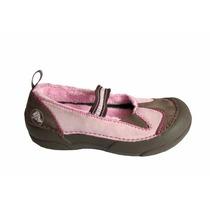 Zapatos Zapatillas De Gamuza Marca Crocs Nro. 34 Nuevos