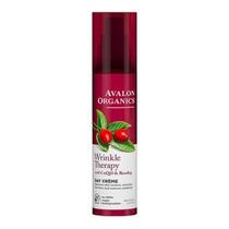 Avalon Organics Terapia De Las Arrugas Con La Coenzima Q10
