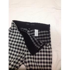 Pantalón Zara Para Dama Talla Xs