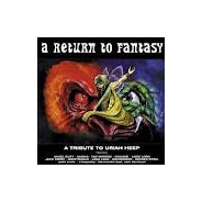 Cd Tribute To Uriah Heep A Return To Fantasy