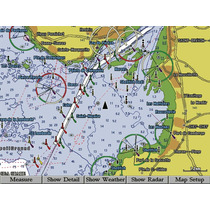 Carta Nautica Garmin Detalhado , São Paulo E Rio De Janeiro