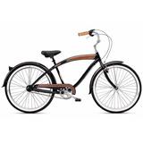 Bicicleta Vintage Nirve Forty Nine - Aro 26 - 7 Marchas