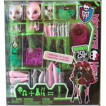 Starter Pack Mujer Loba Y Dragon, Mattel, Monster High
