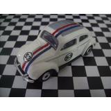 Matchbox Vw 1962 . Custom Herbie By Fox..tamanho 7cm.novo