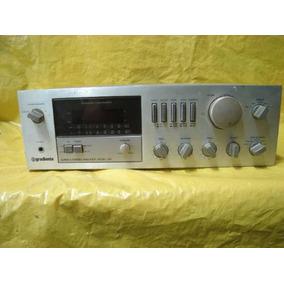 Amplificador Gradiente Model 366 - Perfeito -mineirinho-cps