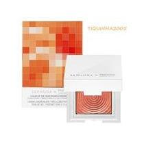 Blush Sephora + Pantone Prisma Chrome Apricot Brandy Lindo!
