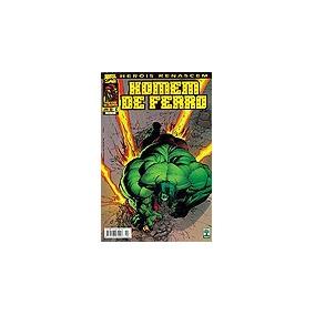 Heróis Renascem: Homem De Ferro # 2 - Jan/99 - Abril