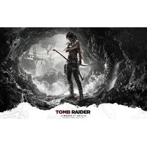 Jogo Novo Tomb Raider (2013) Em Português Para Xbox 360 Ntsc