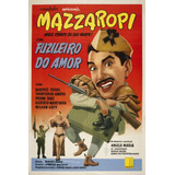 Mazzaropi - Dvd Original - Fuzileiro Do Amor