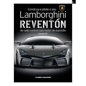 Lamborghini Reventon Planeta Deagostini Varias Ediçoes