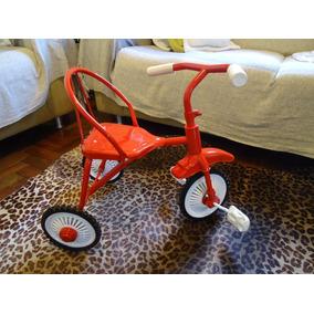 Triciclo Antigo Restaurado